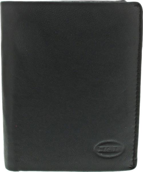 HGL Lederwaren Scheintasche m. RFID