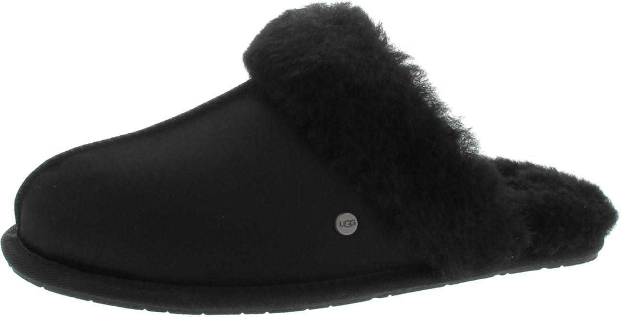 Hausschuhe - UGG Scuffette II Satin  - Onlineshop Schuh Germann