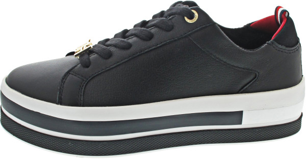 Tommy Hilfiger Hardware Flatform Sneaker