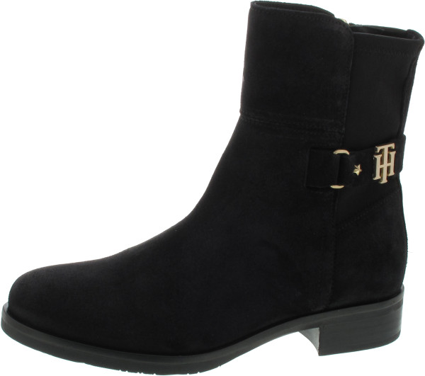 Tommy Hilfiger Th Buckle Bootie stretch