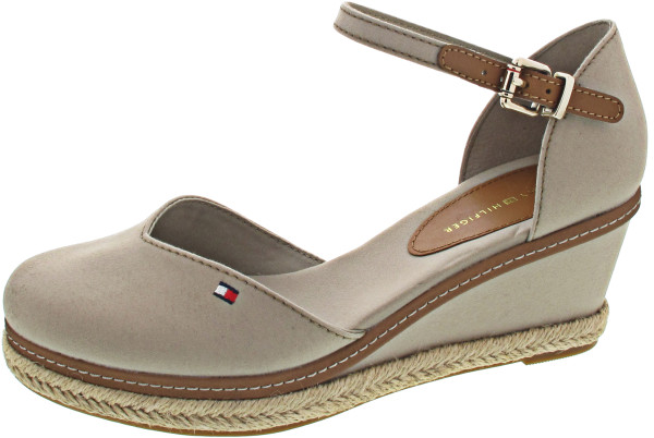 Tommy Hilfiger Closed Toe Mid Wedge