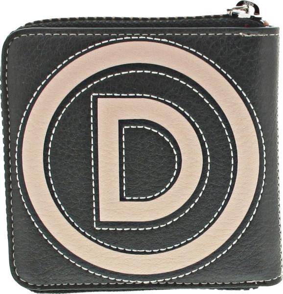 Desigual Mone Logo Patch Zip Squar