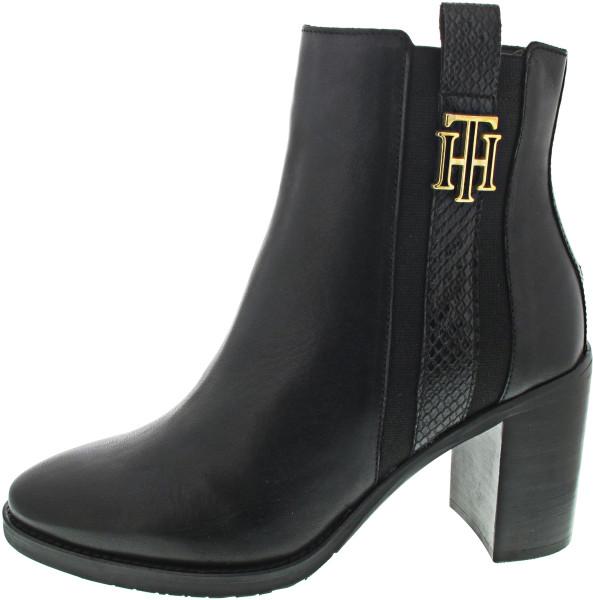 Tommy Hilfiger Interlook High Heel Boot