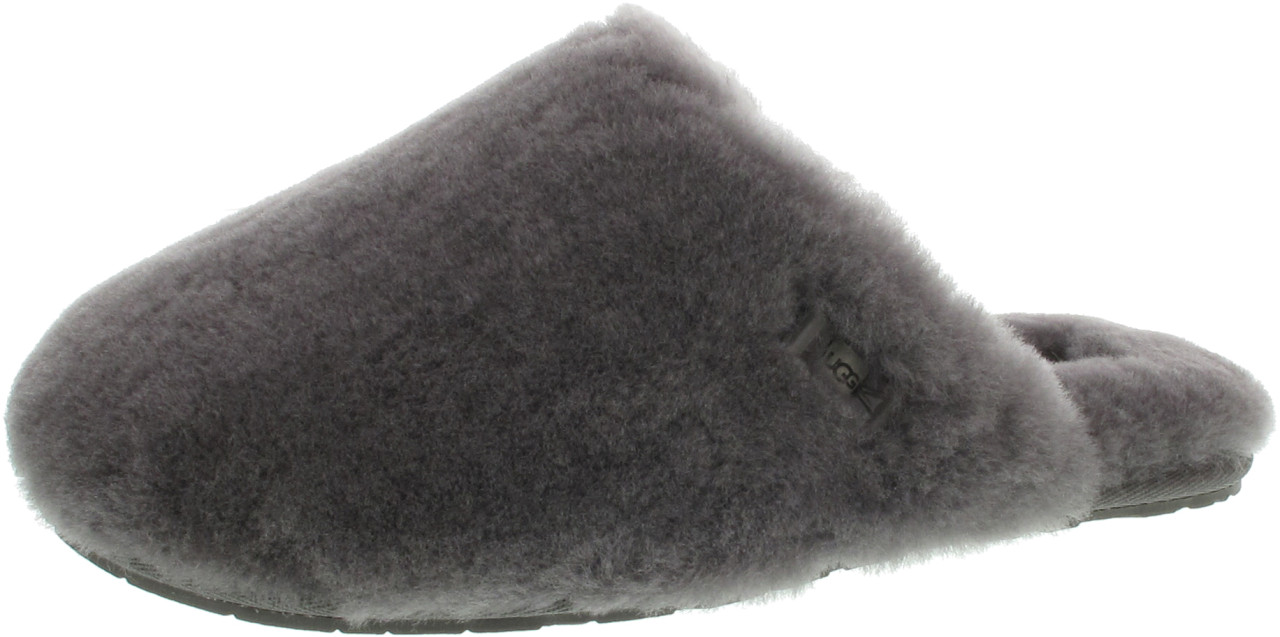 Hausschuhe - UGG Fluff Clog  - Onlineshop Schuh Germann