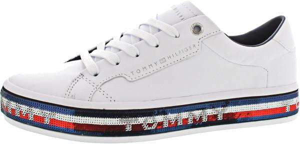 Tommy Hilfiger Foxing Dress Sneaker