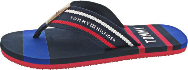 Tommy Hilfiger Striped Beach Sandal
