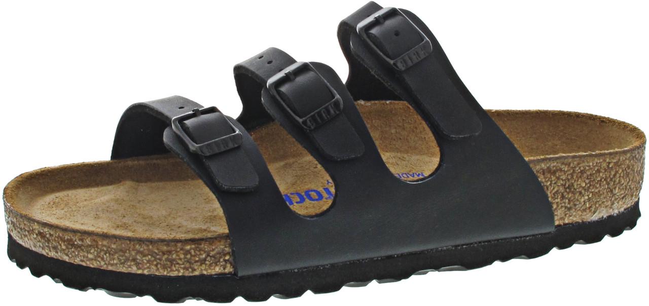Hausschuhe - Birkenstock Florida Weichbettung  - Onlineshop Schuh Germann